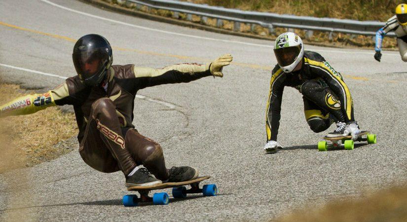Downhill sportas – didelė adreanalino dozė