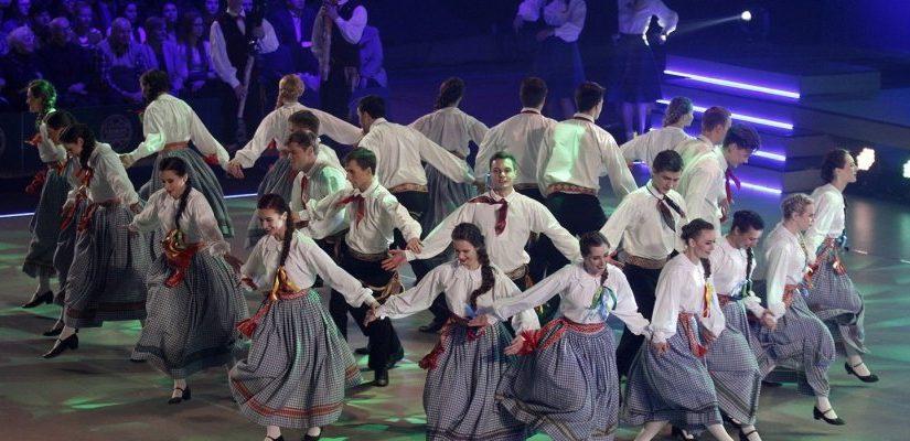 Liaudies šokis: Aguonėlė